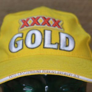 XXXX Gold Licensed Hat - New Without Tags
